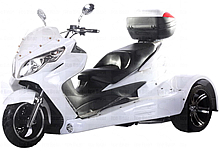 "Ice Bear 300cc Jumbo Body Design Motor Trike ""ZODIAC-300"" w/ Independent Rear Suspension PST300-19"